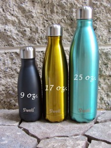 s'well bottles sizes